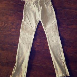 Denim - NWT Moto Jeans